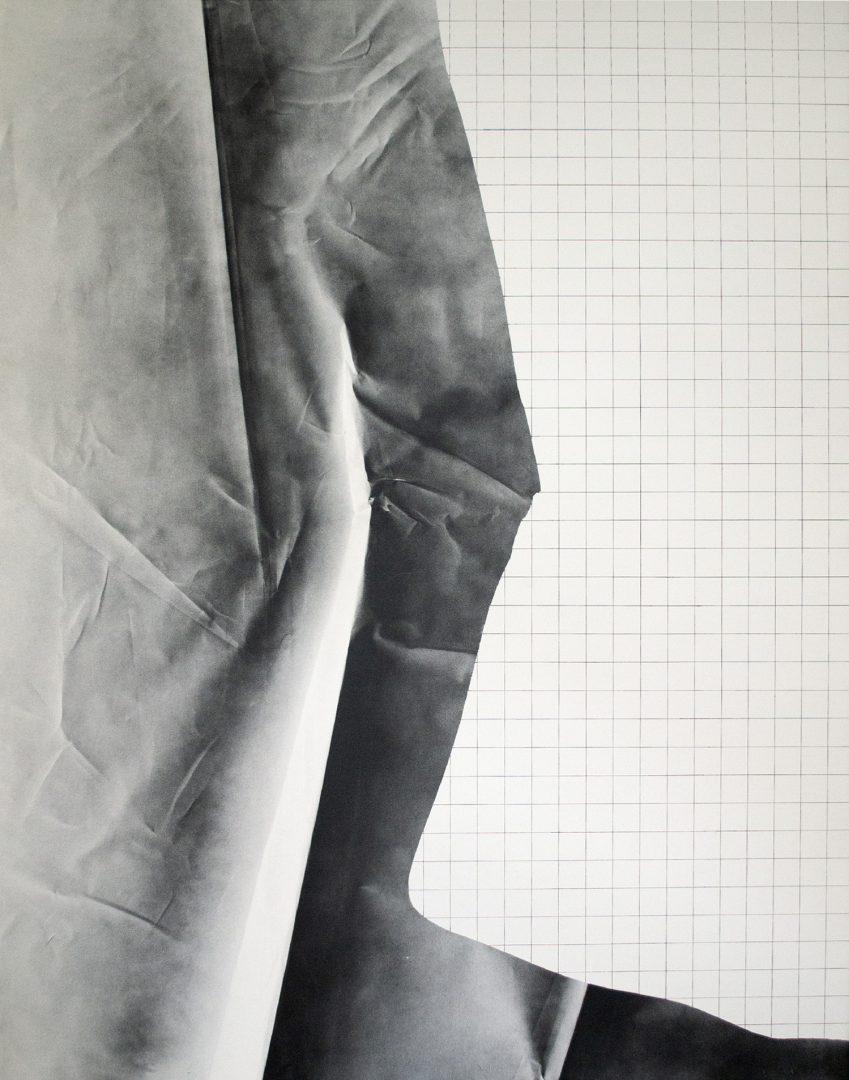 Op010919. acrylic spray on canvas, 160x130cm