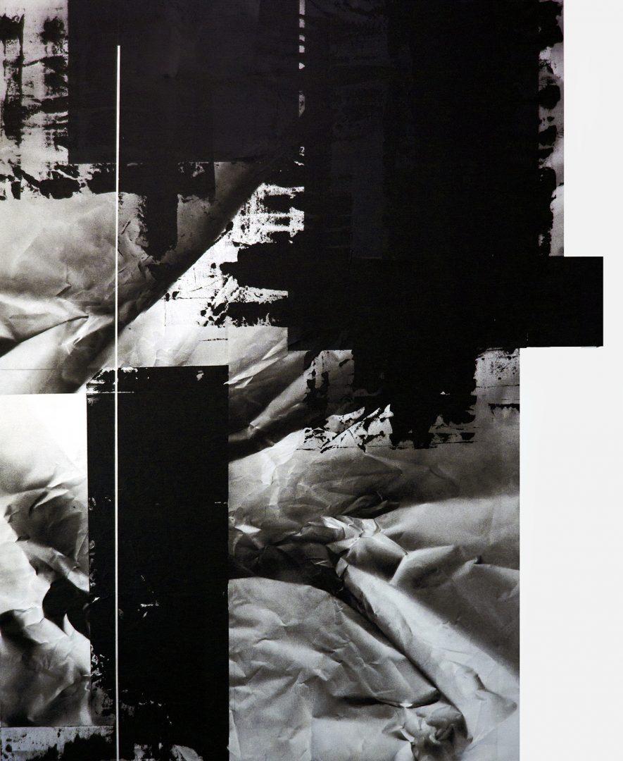 Op. 041118. acrylic on canvas, 160 x 130 cm, 2018