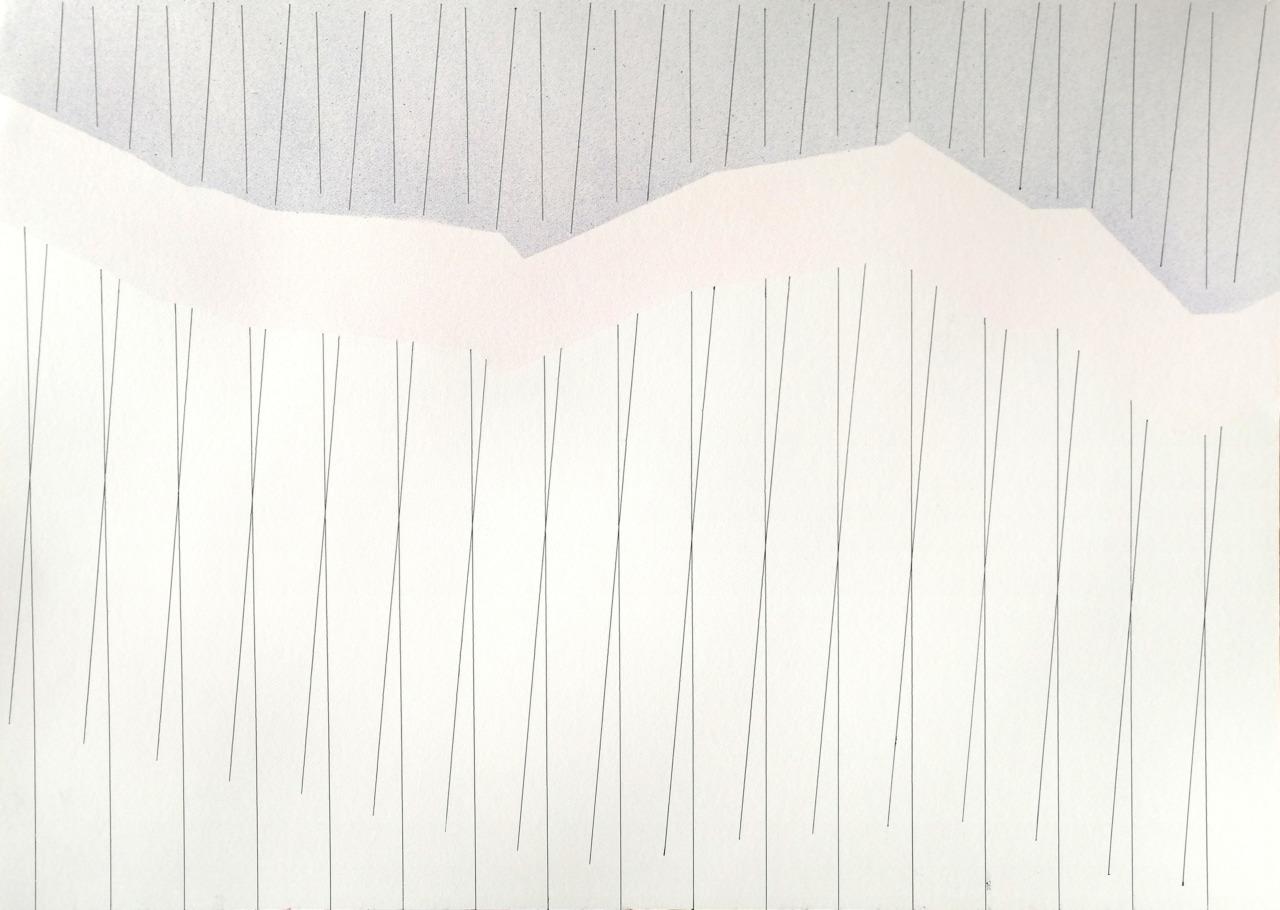 op010420. acrylic on paper 75x105cm