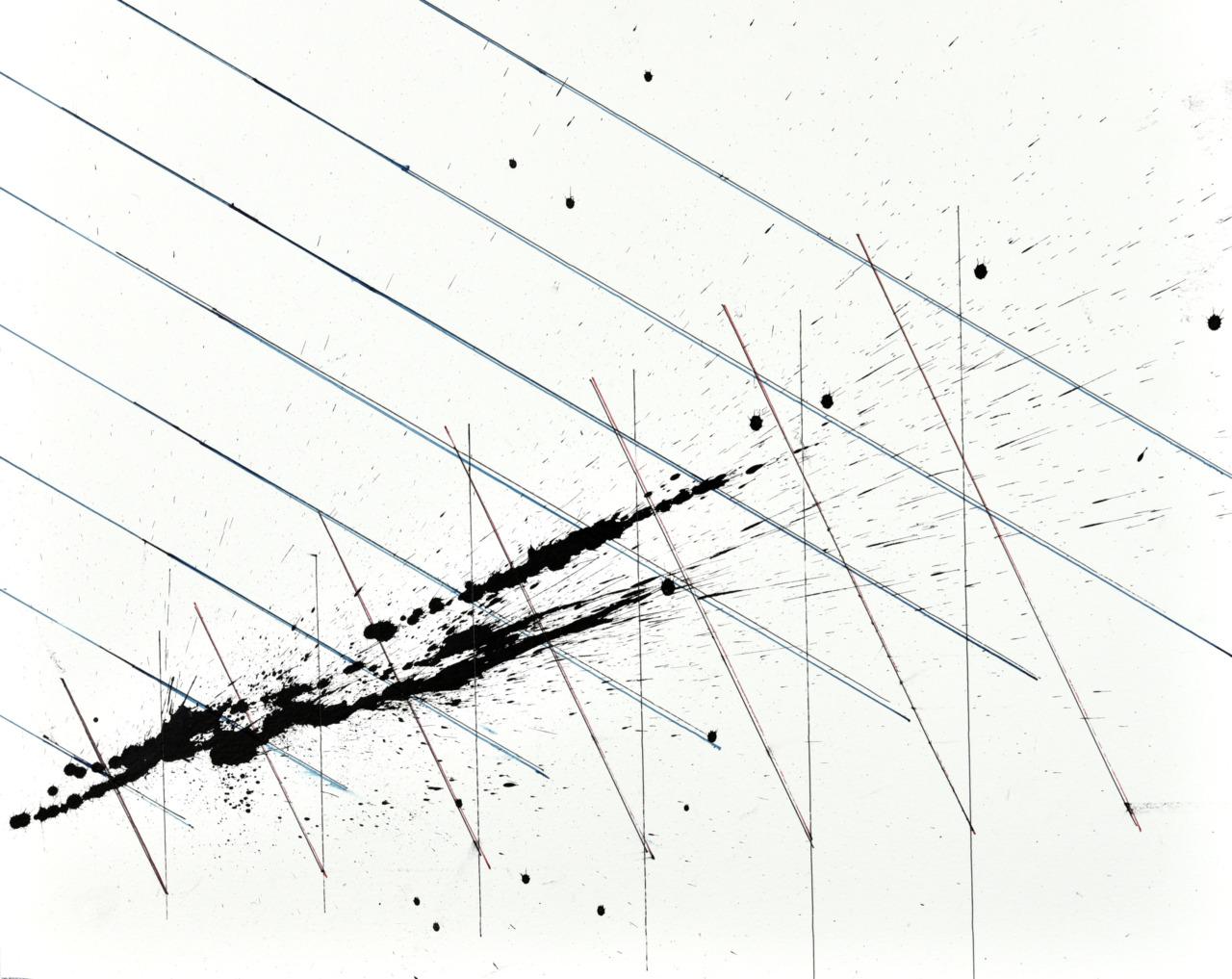 op140520. acrylic on paper 40x50cm