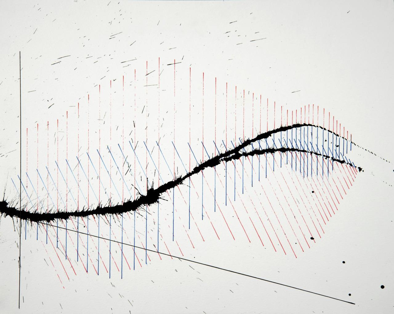 op170520. acrylic on paper. 40x50cm
