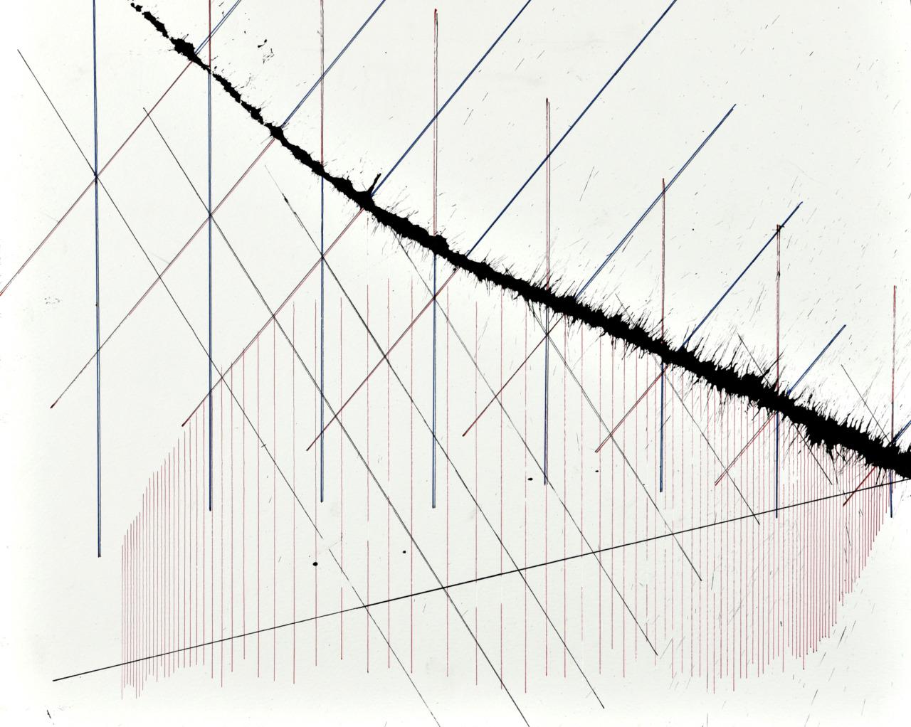 op180520. acrylic on paper, 40x50cm