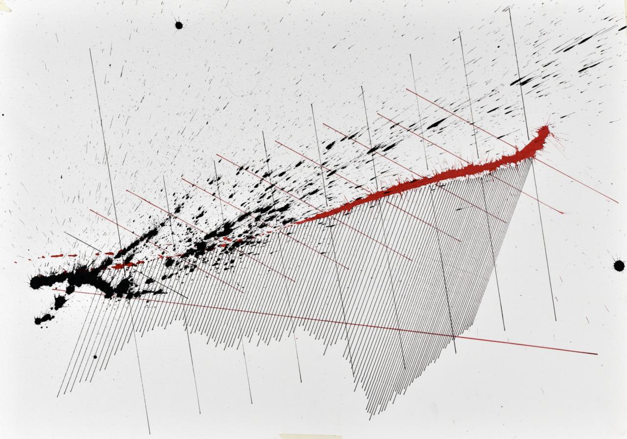 Contemporary art from Gyula Sági | velocity series/22 8
