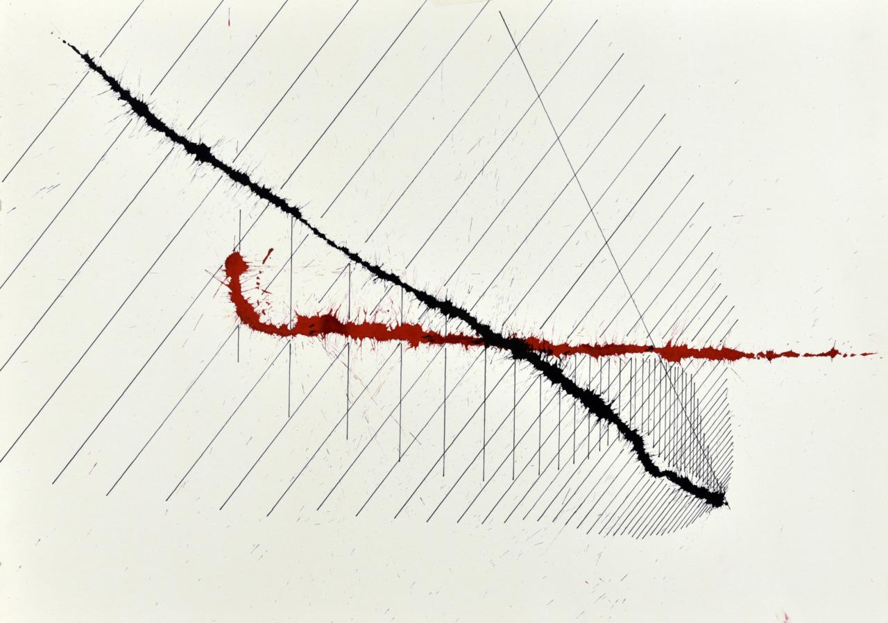 Contemporary art from Gyula Sági | velocity series/23 7