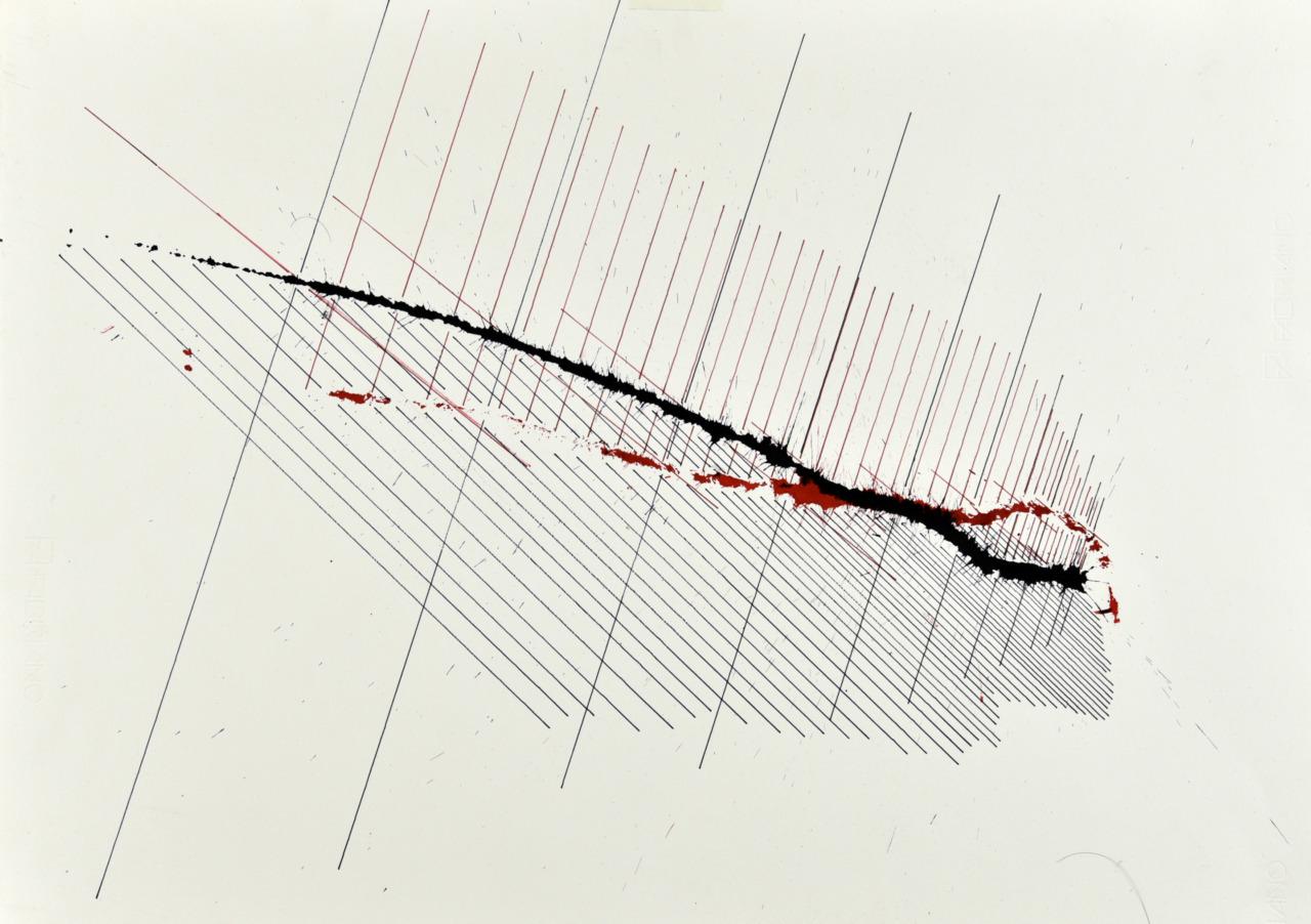 Contemporary art from Gyula Sági | velocity series/25 5