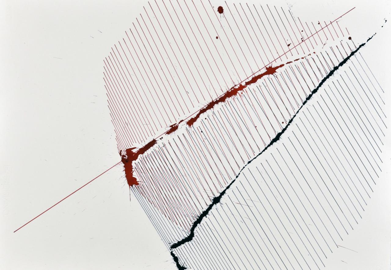 Contemporary art from Gyula Sági | velocity series / 27 4