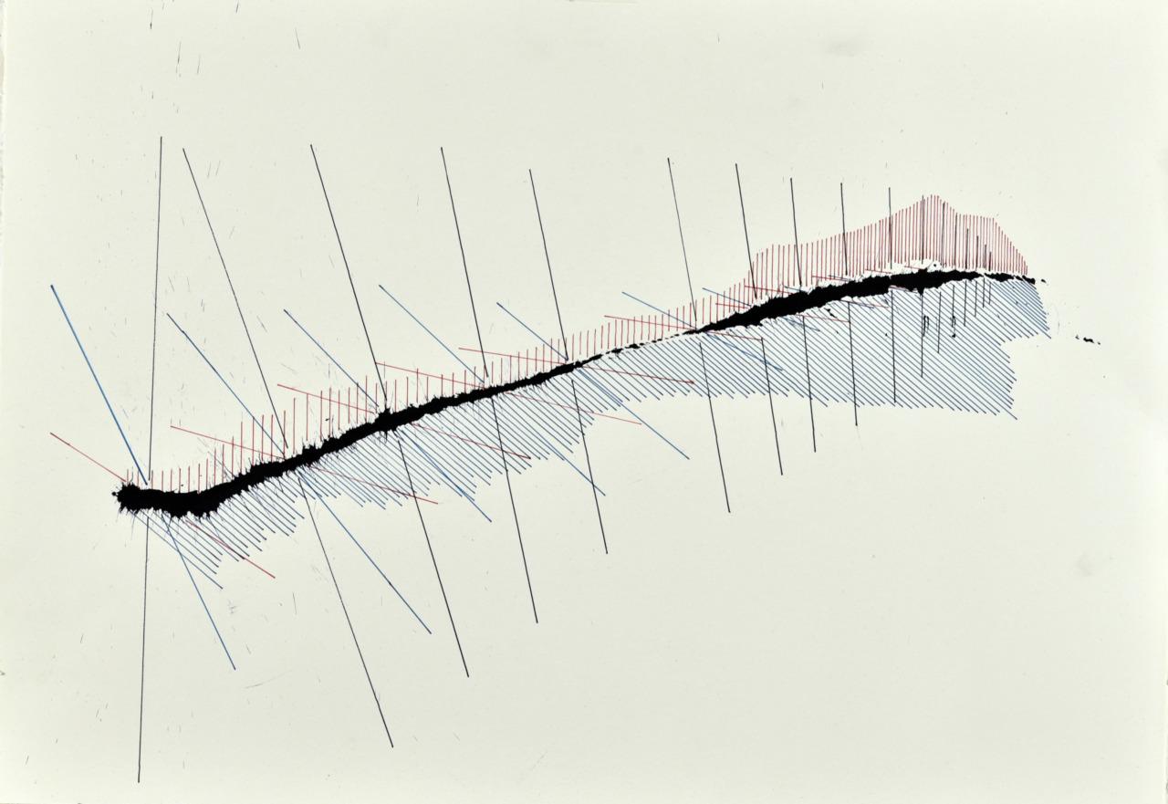 Contemporary art from Gyula Sági | velocity series/30 1