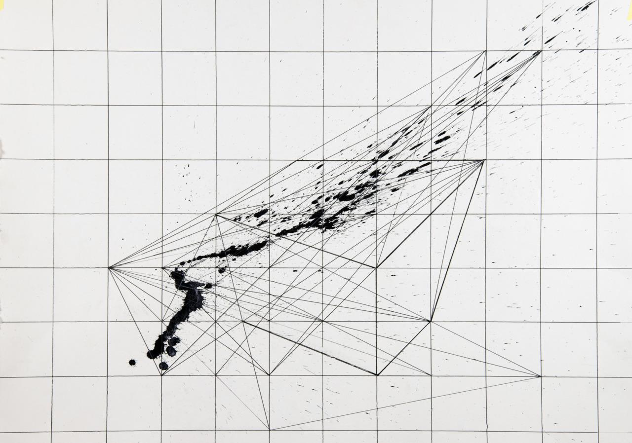 op270720. ink on paper 50x70cm