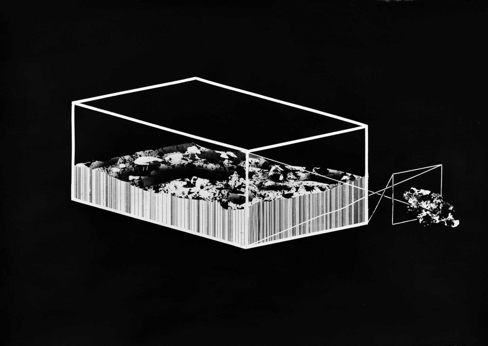 Contemporary art from Gyula Sági | op180321. 1