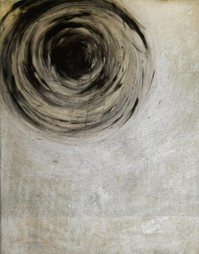 No. 1. oil on canvas, 96x77cm, 2011 -  sold