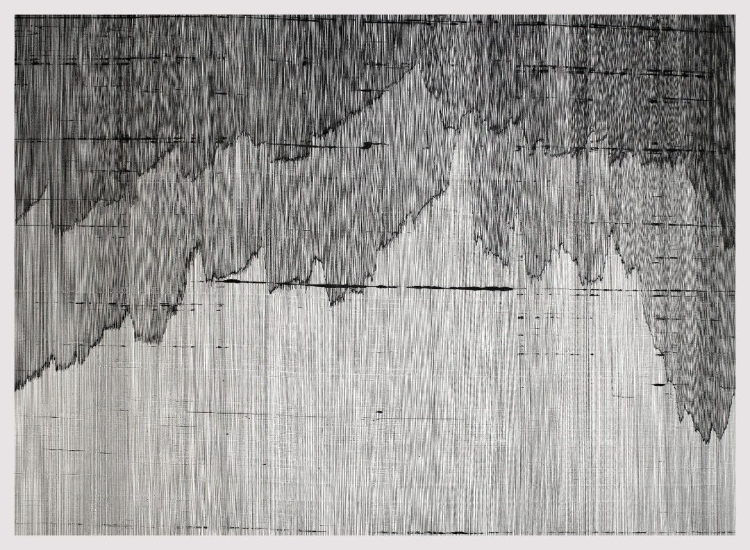 op211017. ink on paper, 150X180cm