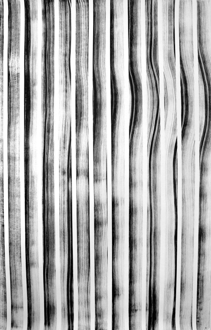 Op. 26. 195x120 cm, ink on paper