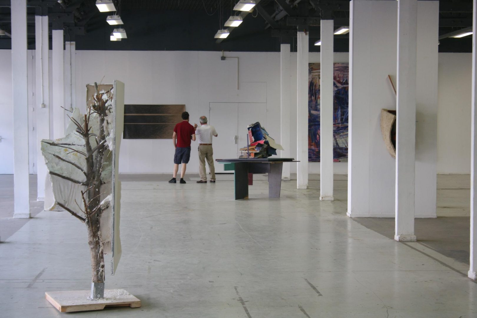 2014 - The Act of Painting Groupshow