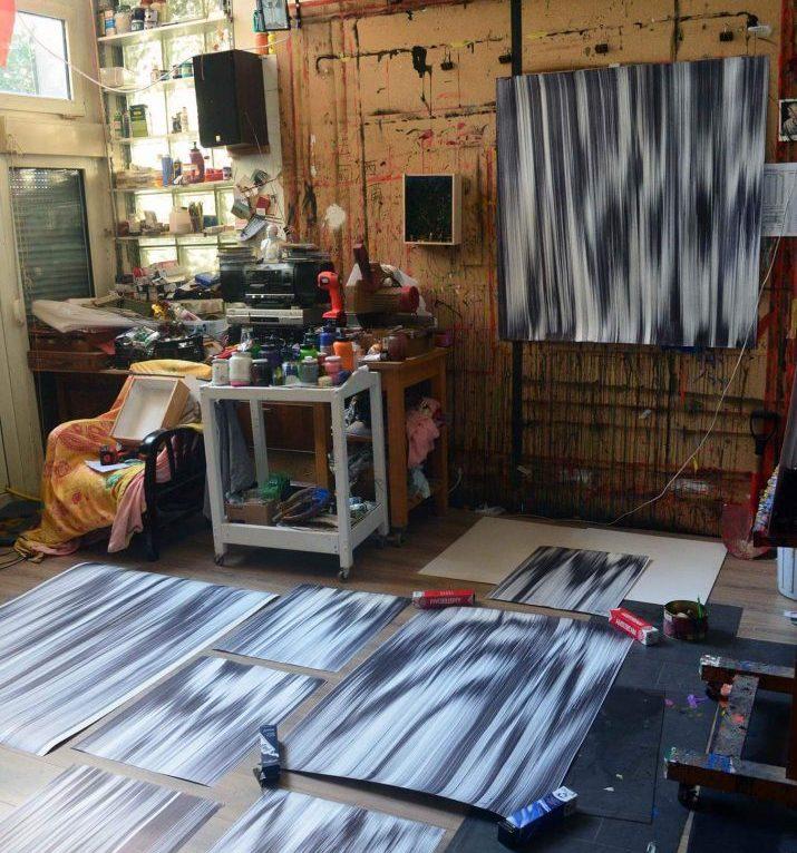 2017 - Artist in Residency Program, Paris