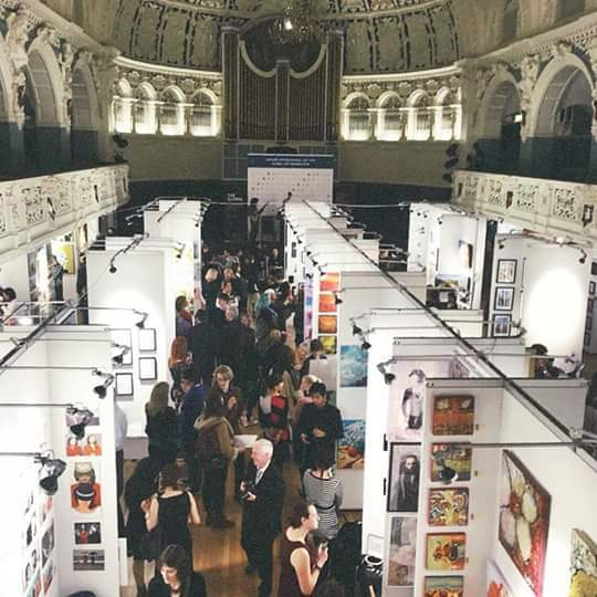 2016 - Oxford International Art Fair