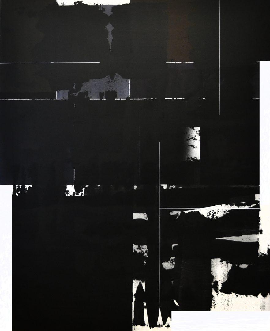 Op. 150118. acrylic on canvas, 160 x 130 cm, 2018