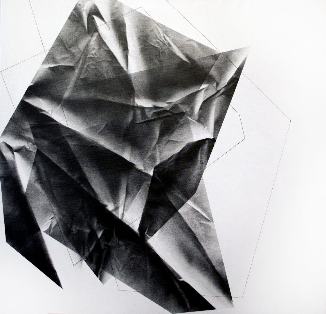 op230119. acrylic on canvcas 100x100cm